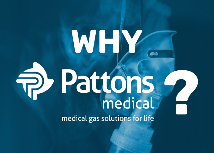 Why Pattons Medical?
